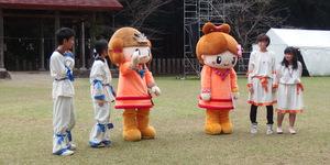 ニニギ君とコノハちゃん